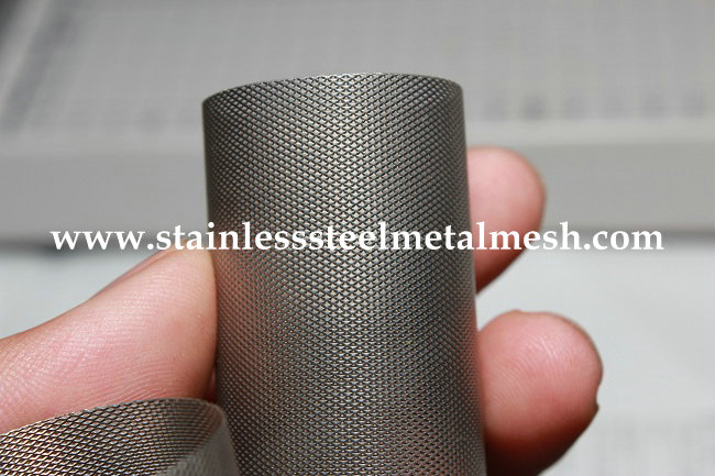 Stainless Steel Miron Hole Expanded Metal Mesh