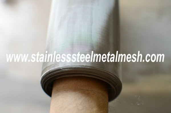 250Mesh Stainless Steel Screen Printing 0.035mm