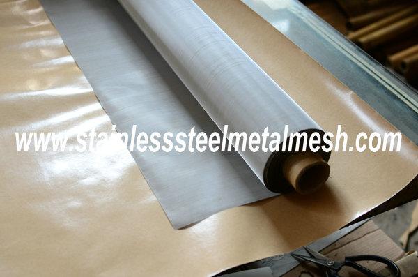 200Mesh Stainless Steel Screen Printing SWG48 0.04mm