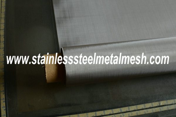 270Mesh Stainless Steel Screen Printing 0.035mm