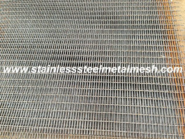 Pig Raising Crimped Mesh